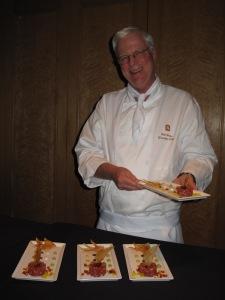 #1 Bob Wiles & his first course