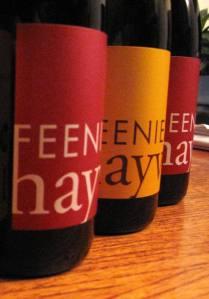 Feenie goes Haywire