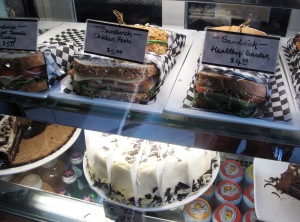 #5 House-made sandwiches & pastries
